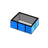 afvalcontainer huren 12 m3 Puin_