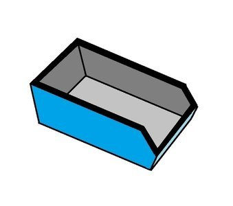 afvalcontainer huren 6 m3 puin