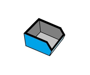 afvalcontainer huren 3 m3 grond