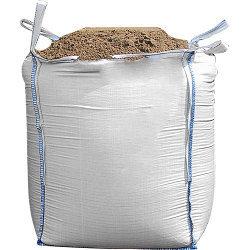 19 big bags met straatzand